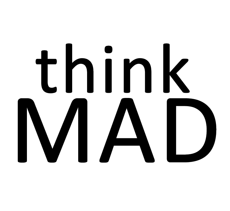 THINK MAD Logo
